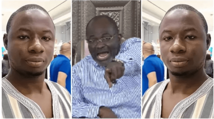 Kennedy Agyapong gives 50,000ghc to Ahmed Suale's wife – Kwaku Annan reveals