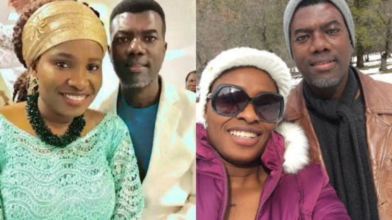 Why Will I Choose IPhone 3 Over IPhone 13, Have You See My Wife – Reno Omokri Replies Lady Who Wants Him As Sugar Daddy